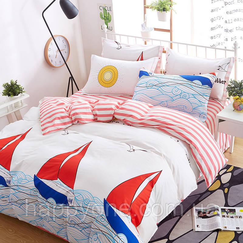 Комплект постельного белья Regatta (двуспальный-евро)