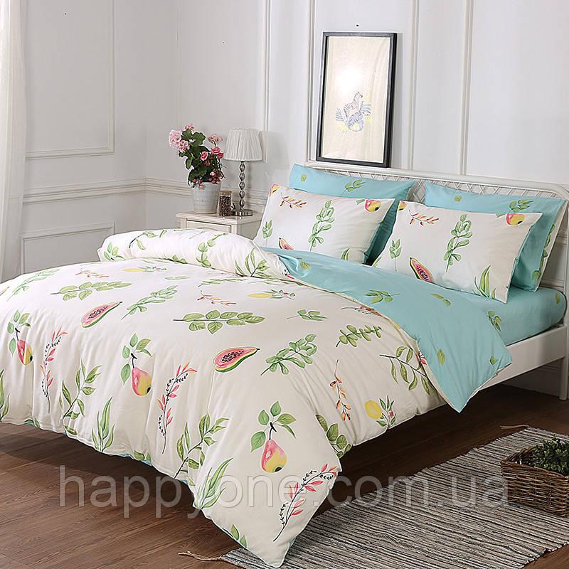 Комплект постельного белья Pear (двуспальный-евро)