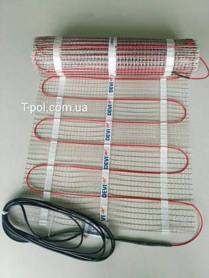 Теплый пол повышенной мощности Devimat 200t на 2,1 м2 для лоджии, санузла и полов без теплоизоляции, фото 2