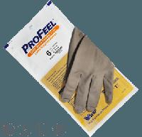 Перчатки ProFeel MICRO хирургические латексные, тонкие, неопудренные, коричневого цвета, фото 1