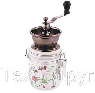 Кофемолка механическая KingHoff KH-4145