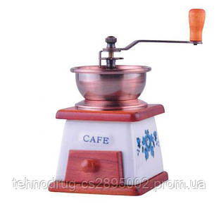 Кофемолка механическая KingHoff KH-4147
