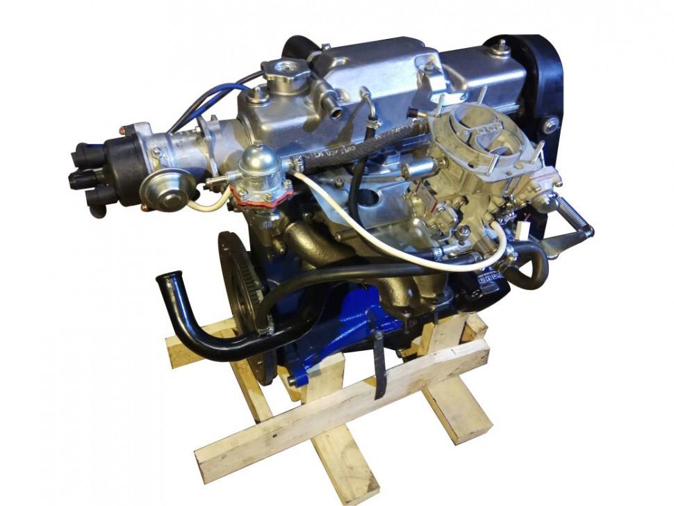 Двигатель ВАЗ 21083 (1,5л) карб. БЕЗ ГТД!!! (пр-во АвтоВАЗ)