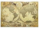 Старовинна скретч карта світу My Map Special Edition ENG 61*43 см Карта в старовинному стилі, фото 2