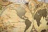 Старовинна скретч карта світу My Map Special Edition ENG 61*43 см Карта в старовинному стилі, фото 3