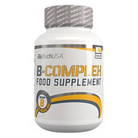 BioTech USA B-Complex 60 tabs
