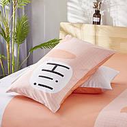 """Комплект постельного белья """"Кролик"""" (двуспальный-евро), фото 4"""