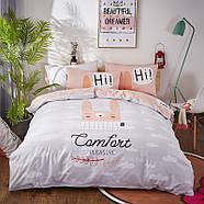 """Комплект постельного белья """"Кролик"""" (двуспальный-евро), фото 8"""