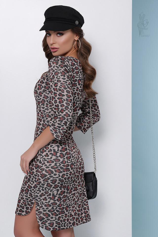 Фото-1 Леопардового платья Вивиан