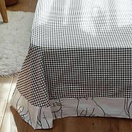 """Комплект постільної білизни """"Котики"""" (двоспальний євро), фото 4"""