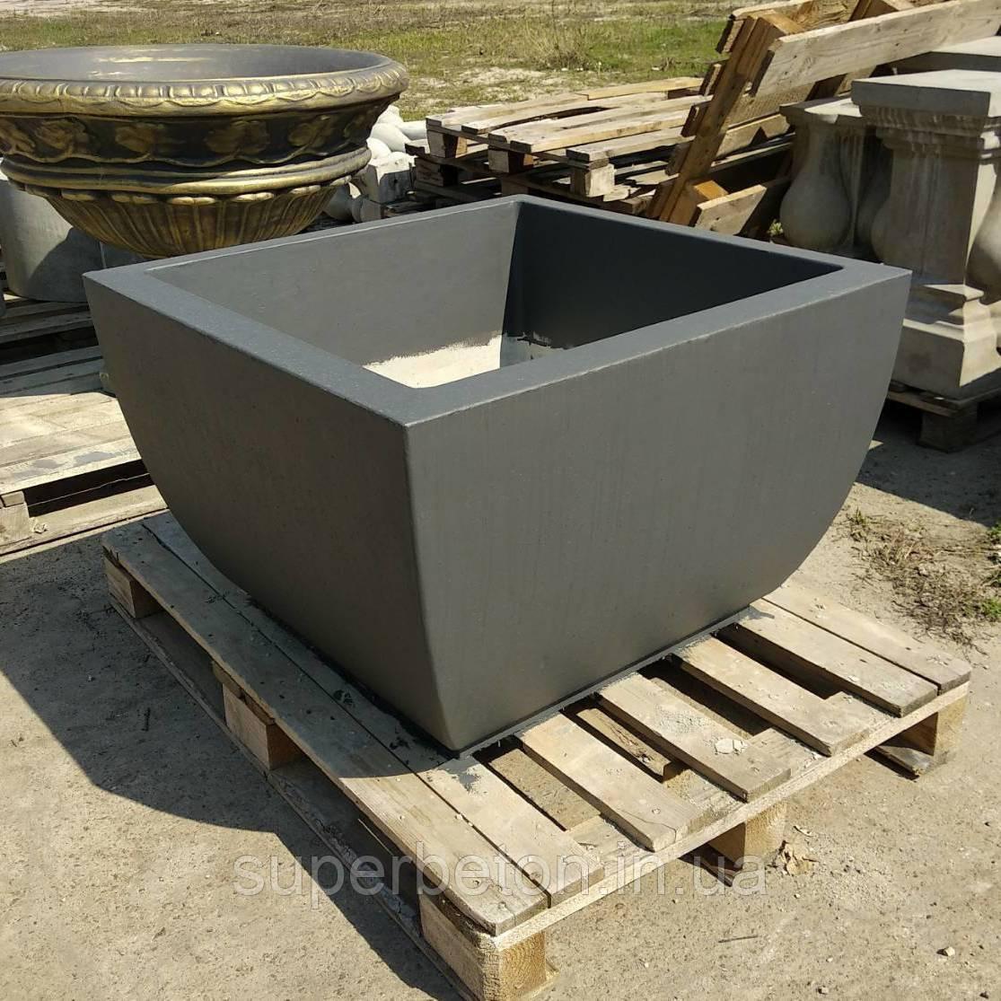 купить вазон садовый из бетона
