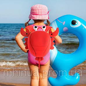 Детский рюкзак Nohoo Краб (NHB194), фото 2