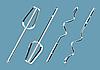 Ручной миксер Scarlett SC-HM40S03 200Вт белый, фото 2