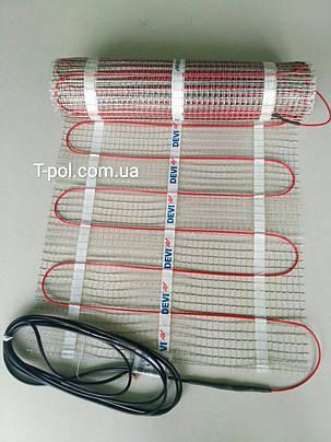 Теплый пол повышенной мощности Devimat 200t на 10,5 м2 для лоджии, санузла и полов без теплоизоляции, фото 2