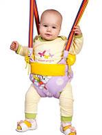 Детские прыгунки-качели с валиками Спортбеби