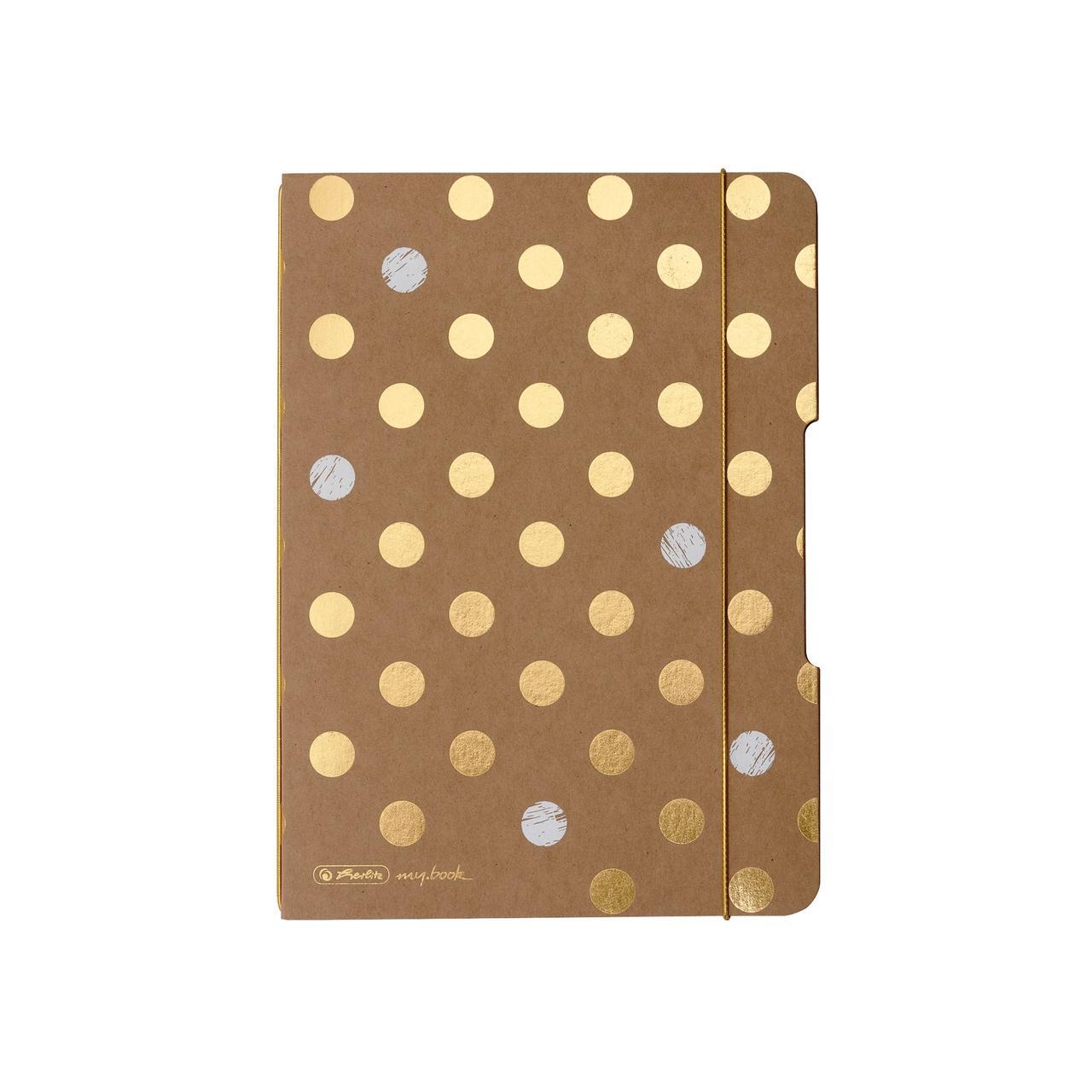Блокнот Herlitz My.Book Flex А5 40 листов в точку Pure Glam