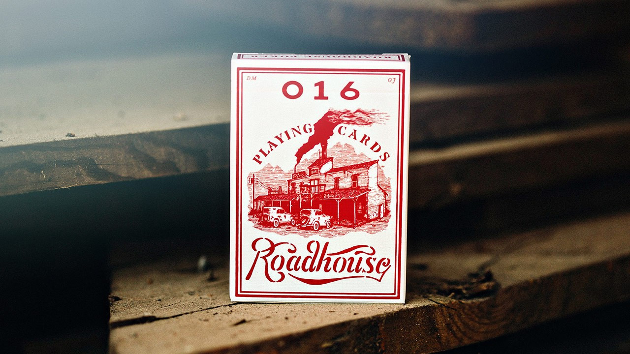 Карты игральные   Roadhouse by Ellusionist