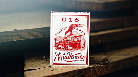 Карты игральные   Roadhouse by Ellusionist, фото 2