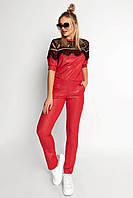 Стильный женский спортивный костюм в 4х цветах JD Керри, фото 1