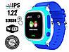 Детские часы-телефон Smart Baby Watch Q90 (телефон,микрофон,GPS), фото 3