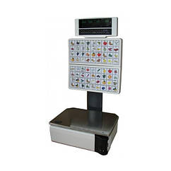 Весы торговые самообслуживания DIGI SM 100 BS Plus
