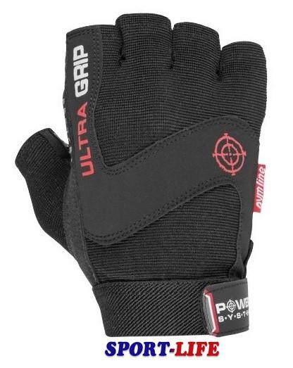 Перчатки для фитнеса  ULTRA GRIP универсальные, атлетические