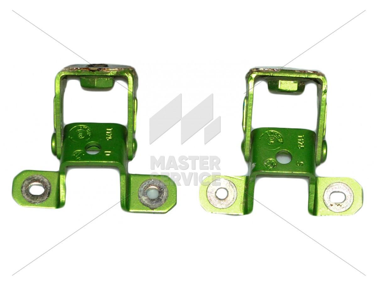 Петля крышки багажника для FIAT Fiorino 2007-2020 46810689 + 46810688, 46810689 46810688
