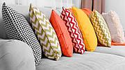 Какие ткани подходят для домашнего текстиля