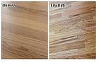 Стол обеденный деревянный Cross 150x90 Signal дуб/черный, фото 4