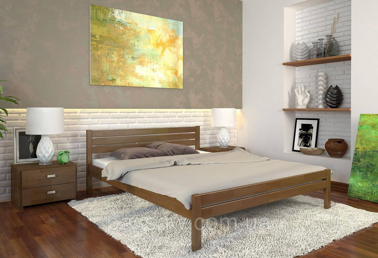"""Кровать деревянная ARBOR DREV  """"Роял"""" 1,6 сосна"""