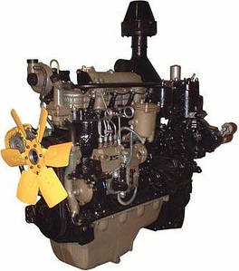 Двигатель МТЗ 1025 (105л.с.)  (пр-во ММЗ)