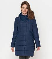Tiger Force 9105   Женская куртка зимняя синяя