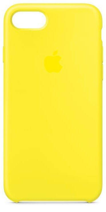 Чехол Silicone Case Apple iPhone 8/7  (Flash)