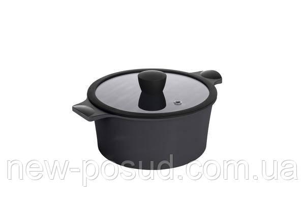 Кастрюля Ringel Zitrone Black (5.2 л) 24 см RG-2108-24/1 BL