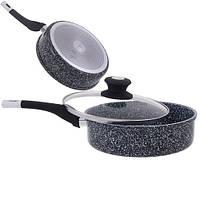 Сковорода-сотейник Edenberg EB-3323 - 3 л/24 см