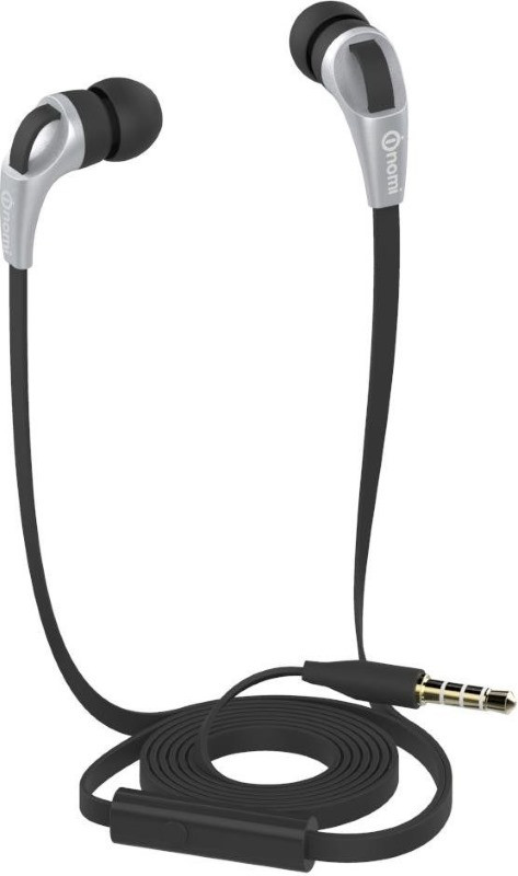 Навушники Nomi NHS-102 Чорний