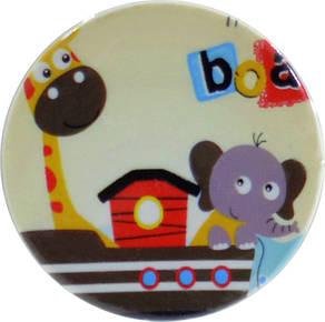 Попсокет Popsocket (Держатель для телефона) Combo + Авто держатель Слоник с жирафом (88299721), фото 2