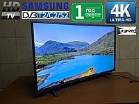 "Изогнутый телевизор Samsung 42"" UltraHD 4К DVB-T2/DVB-С ГАРАНТИЯ!"