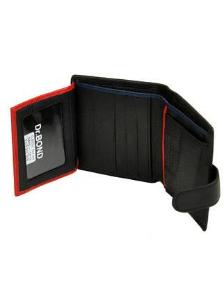 defece622e2e Кошелек Classic-color кожа DR. BOND MS-22 black-red-blue: продажа ...