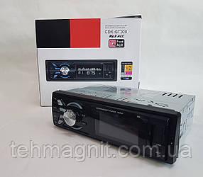 Автомагнитола CDX-GT 300 (USB/FM/AUX/Bluetooth/1 din)в стиле Sony