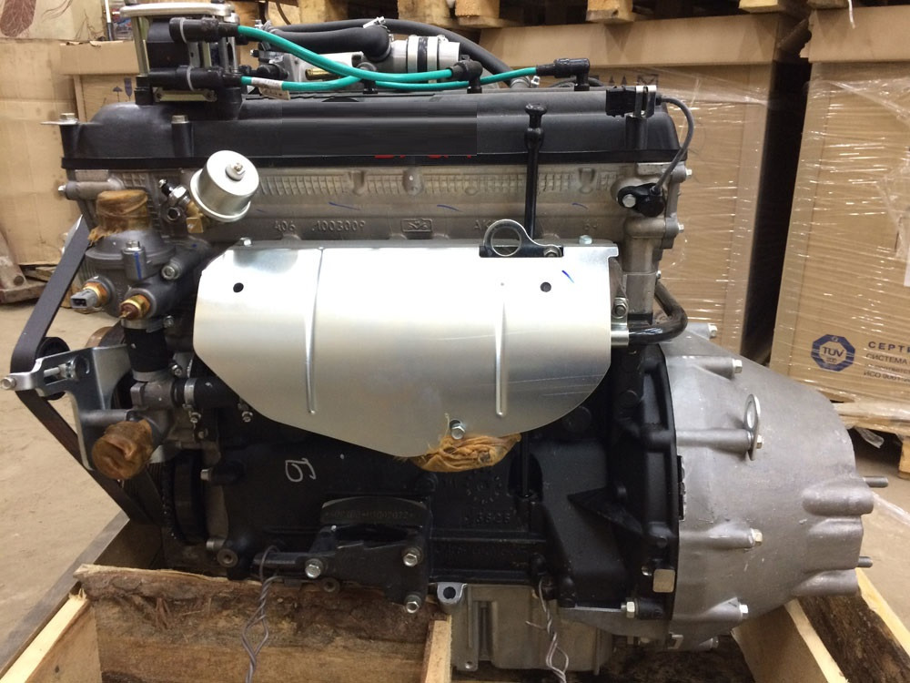 Двигатель ЗМЗ-4091 УАЗ-3741 АИ-76 ЕВРО-2, ЕВРО-3(про-во ЗМЗ)