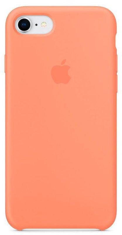 Чохол Silicone Case Apple iPhone 8/7 (Peach)