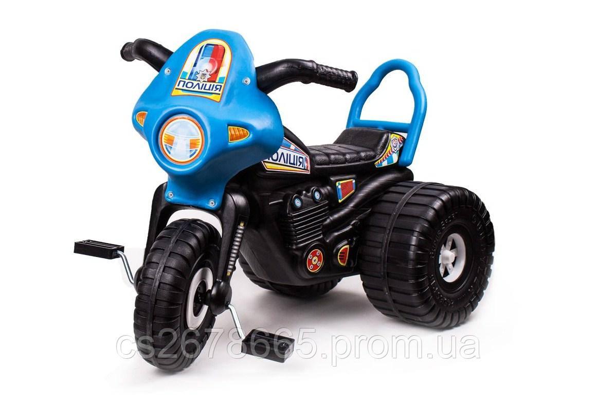 Трицикл 4142 Технок, трехколесный велосипед