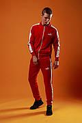Мужской спортивный костюм в стиле Puma с лампасами 4 цвета в наличии