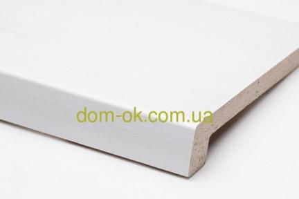 Подоконник Топалит /Topalit (Австрия) , Mono Design,  цвет белое дерево 220 ширина 400 мм