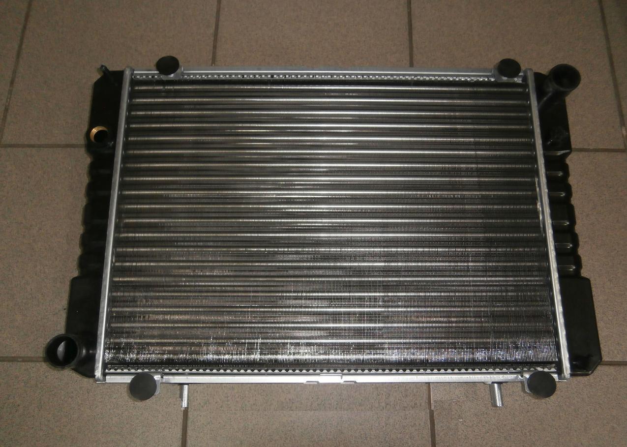 Радиатор вод. охлажд. ГАЗ 3302 (3-х рядн.) (под рамку) 51 мм (TEMPEST), 3302-1301010-02