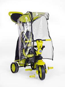 Дождевики на велосипед