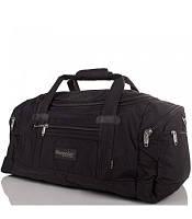 Дорожная прочная сумка 50 л Onepolar WB808 Black