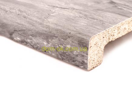 Підвіконня Топалит /Topalit (Австрія) , Mono Design, колір грізлі 121 ширина 150 мм