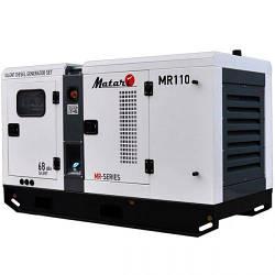 Дизельный генератор Matari MR110 (116 кВт)